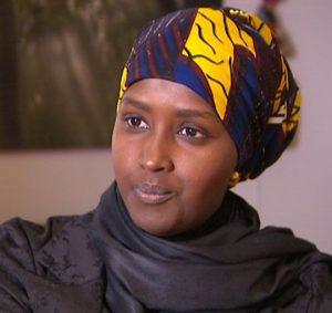 Fadumo Q Dayib, Somalia, Politics Category Nominee