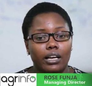 Rose Funja, Tanzania, Agriculture Category Nominee