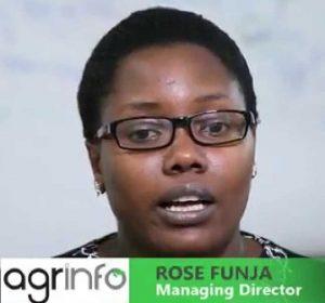 Rose Funja, Tanzania, Agriculture Category Nominee