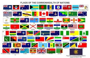Flags of Commonwealth member states