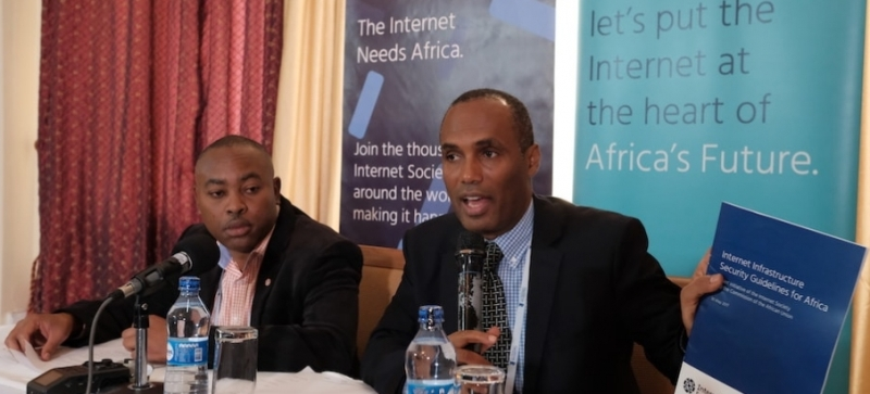 Internet Infrastructure Security Guidelines for Africa were launched at the African Internet Summit in Nairobi, Kenya