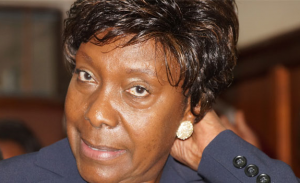 Charity Kaluki Ngilu has been elected Governor of Kitui County in eastern Kenya.