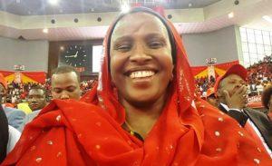 Fatuma Dhullo is Senator-elect for eastern Kenya's Isiolo County.