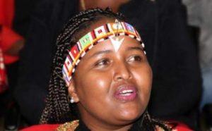 Naisula Lesuuda is MP elect for Samburu West Constituency