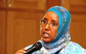 Sophia Abi Noor is MP-elect for Ijara Constituency.