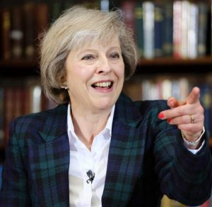 Theresa May, British Prime Minister, has announces measures to boost prosperity and stability in Africa