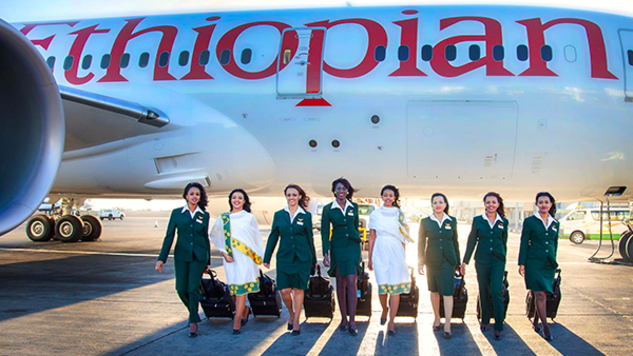 Government plans include expanding Ethiopian Airlines' footprint of regional and international routes and Addis Ababa international airport is also undergoing expansion that will enable it to service 20 million passengers a year by 2019.