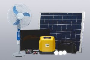 off-grid solar is providing the answer to growing energy demand in Africa.