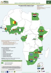 Africa to Launch Single Air Transport Market